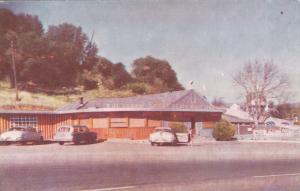 SONORA, CA, 40-60s; Russ' Sullivan Creek Restaurant & Cocktail Lounge