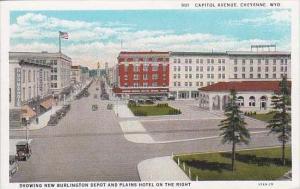 Wyoming Cheyenne Capitol Avenue
