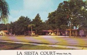 Florida Winter Park La Siesta Court