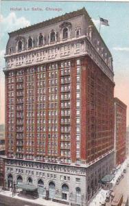 Illinois Chicago Hotel La Salle