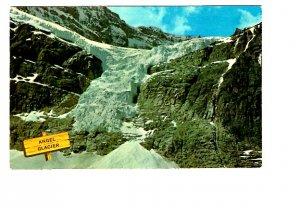 Angel Glacier, Jasper Park, Alberta, Used 1972