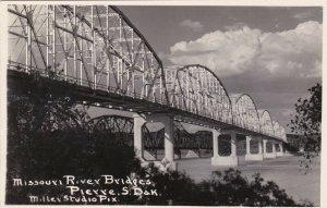 South Dakota Pierre Missouri River Bridge sk270