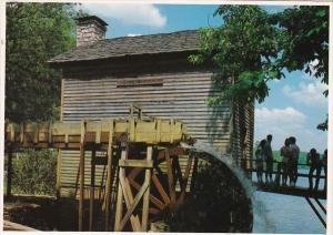 Georgia Atlanta Stone Mountain Park Grist Mill