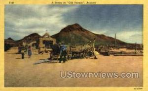 Old Tucson, AZ, Arizona