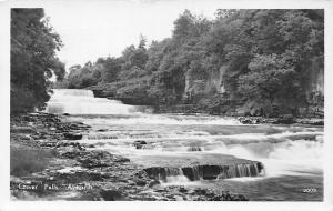 Lower falls Aysgarth River Landscape