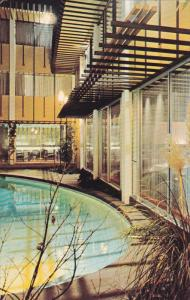 Swimming Pool, Imperial Inn, VICTORIA, British Columbia, Canada, 40-60´s