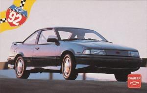 1992 Chevrolet Cavalier