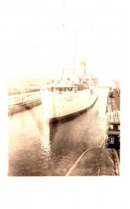 St. Mihiel, U.S. Army Transport, Panama Canal , RPC