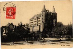 CPA MONTBÉLIARD - Le Chateau (183079)