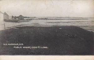 N.E.Harbour , Nova Scotia , Canada , PU-1906