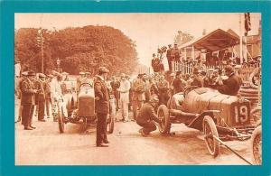 TT Race, Isle of Man, 1914 Nostalgia Reprint