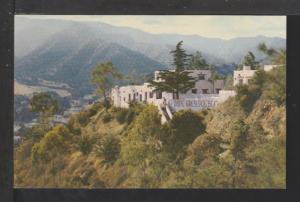 Zane Grey Pueblo Hotel,Avalon,CA Postcard
