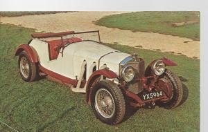 1927 Mercedes-Benz S Post Card Montagu Motor Museum