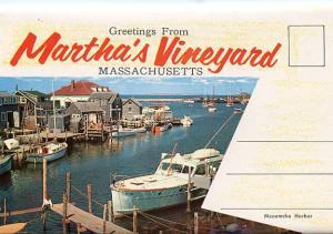 Folder - Martha's Vineyard, MA