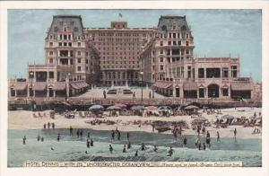 Hotel Dennis With Its Unobstructed Ocean View Atlantic City New Jersey
