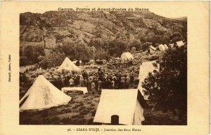 CPA AK MAROC BERGUENT - Une Rue de Berguent (219477)