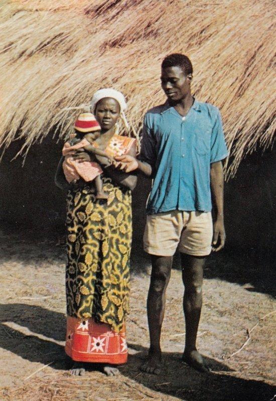 DOBA, Chad, Africa, PU-1984; Images Du Tchad - Foyer de cathechistes