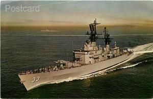 Military, USS Fox, (DLG-33), Marine Photos No. 31386
