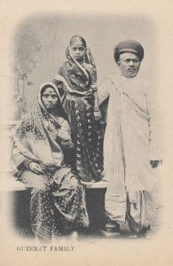 GUZERAT Family , India , 00-10s