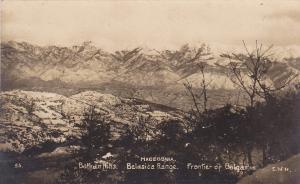 RP: Macedona , Balkan Hills , 1900-10s