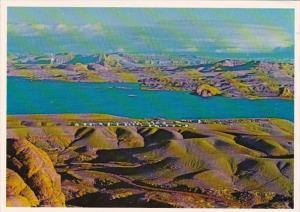 Utah Lake Powell Halls Crossing Marina