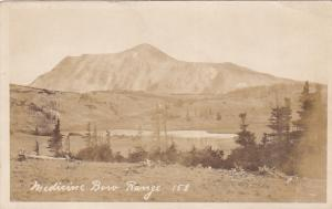 RP; Medicine Bow Range, near LARAMIE, Wyoming, 1910s