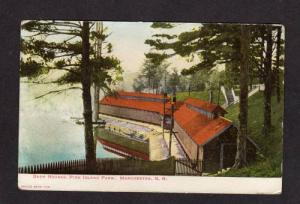 NH Bath House Pine Island Park MANCHESTER NEW HAMPSHIRE