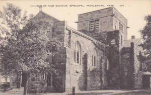 Massachusetts Middleboro Church Of Our Saviour Episcopal