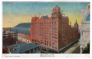Philadelphia, Pa., Broad Street Station