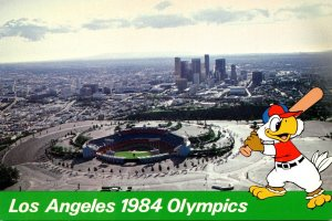 1984 Los Angeles Olympics Baseball Dodger Stadium