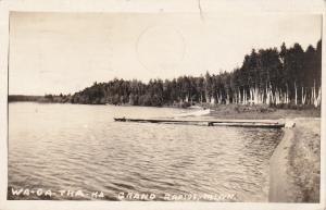 RP: Wa-Ga-Tha-Ka , GRAND RAPIDS , Minnesota , PU-1937 #2