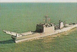 U S S LaMOORE COUNTY LST-1194
