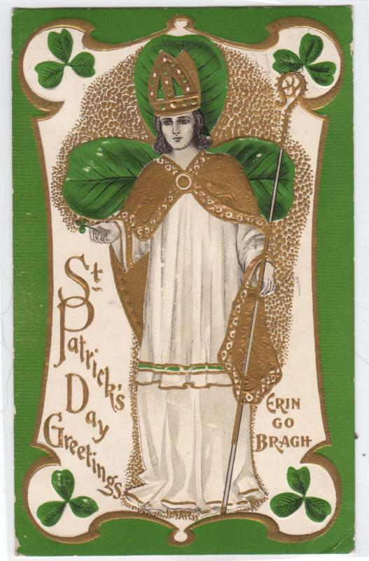 St Patrick's Day - Greetings