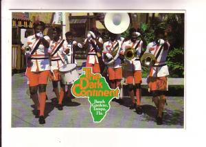 Moroccain Band, The Dark Continent, The Busch Gardens, Tampa, Florida