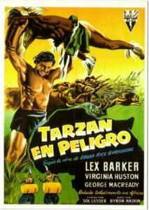 Postcard of Repo Man Emilio Estevez Movie Spanish
