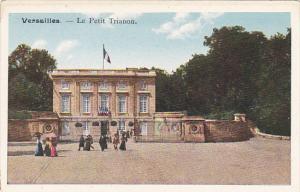 France Versailles Le Petit Trianon