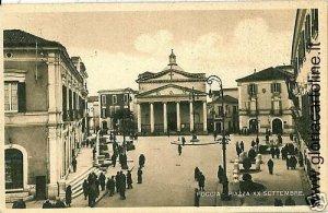 03335  CARTOLINA d'Epoca:  FOGGIA Citta': FOTOGRAFICA BELLA