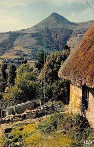 France Auvergne, Les Monts du Cantal, Le puy Griou 1694 m 1980