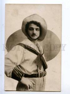 198103 CIRCUS William TRUZZI Actor AUTOGRAPH 1925 Photo