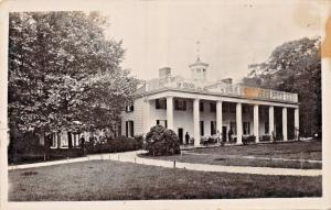 EXPOSITION COLONIALE 1907~MOUNT VERNON -BUILT BY SEARS ROEBUCK~PHOTO POSTCARD