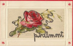 AS: Red Rose by KLEIN , 1901-07
