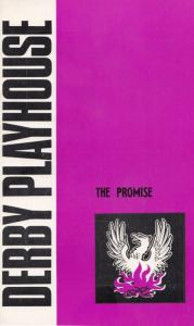 The Promise Aleksei Arbuzov Tamara Peter Ustinov Derby 1970s Theatre Programme