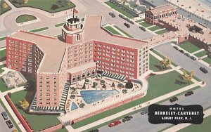 Hotel Berkeley-Carteret in Asbury Park, New Jersey
