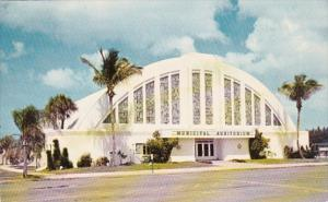 Florida Sarasota Municipal Auditorium