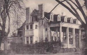 Virginia Hampton Presidents House Hampton Institute Ablertype
