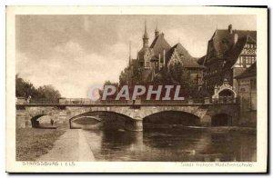 Postcard Old Strasbourg LIVE