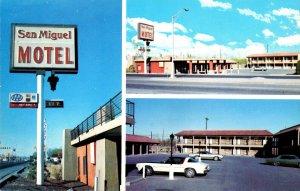 New Mexico Socorro San Miguel Motel