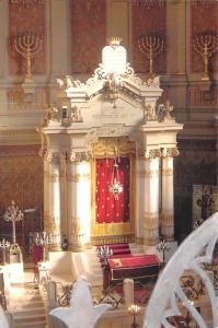 Altar - Parochet