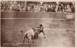 RP: Cartagena , Colombia , 00-10s ; Bull Fight #2