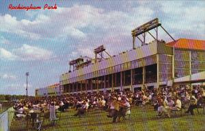 Horse Racing Grandstand and Clubhouse Rockingham Park Salem New Hampshire